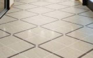 Правильный выбор плитки для кухни и коридора