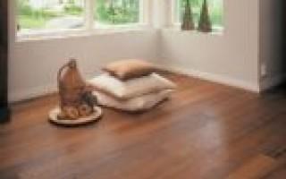 Линолеум в интерьере квартиры или частного дома