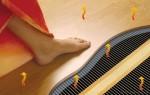 Ламинат для теплого электрического пола