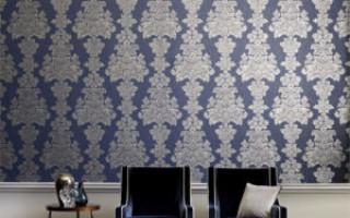 Флизелиновые обои — современное покрытие для стен