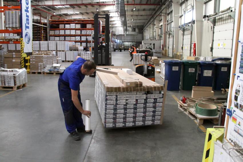 Завод ламината Мытищи