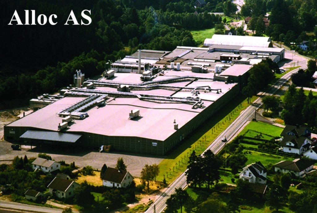 Завод BerryAlloc