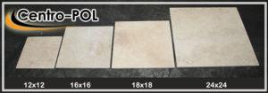 Размеры плитки для пола